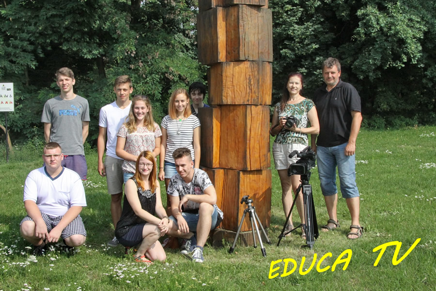 EDUCA TV o.p.s. team